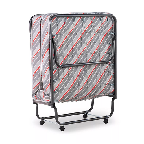 Torino Folding Bed Twin Gray