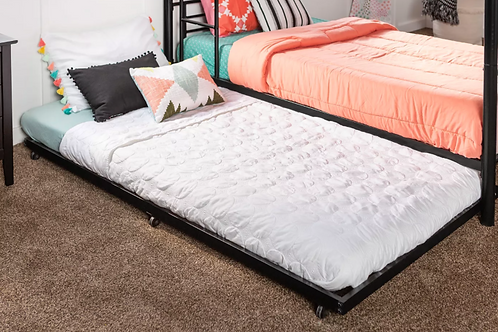 Twin Roll Out Trundle Bed Frame