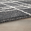 Thumbnail: Jai - Black/White - Large Rug 8x10