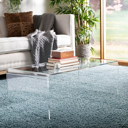 Percy Coffee Table Clear