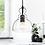 Thumbnail: Cambell 1 - Light Single Bell Pendant