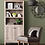 "Thumbnail: 72"" Carson 5 Shelf Bookcase with Doors Rustic"