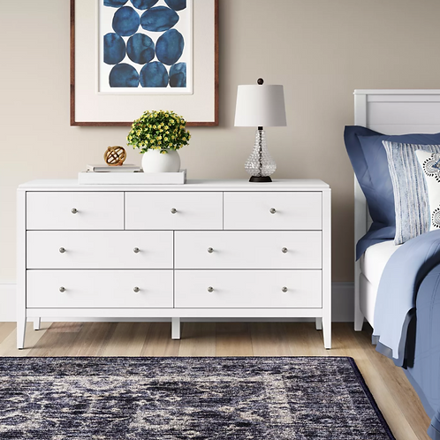 Pelham Horizontal Dresser White