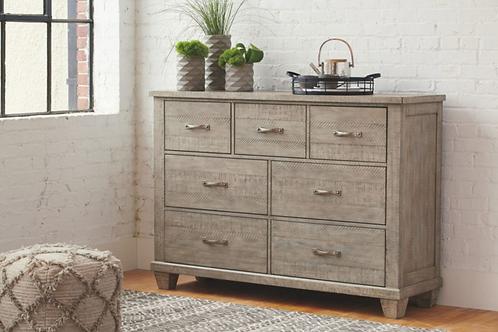 Naydell - Rustic Gray - Dresser