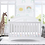 Thumbnail: Delta Children Perry 6-in-1 Convertible Crib