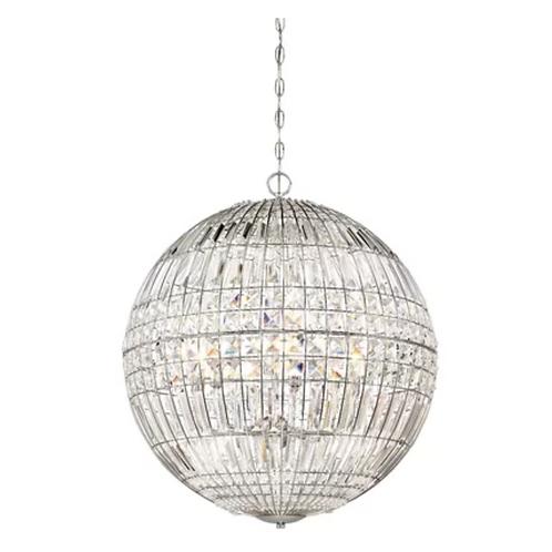 Kenton 6-Light Crystal Chandelier