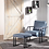 Thumbnail: Rockwell Mid - Century Modern Chair With Ottoman