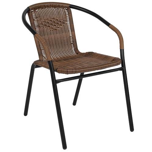 Linnet Rattan Outdoor Dining Chairs