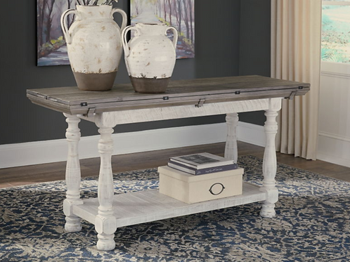 Havalance - Flip Top Sofa Table