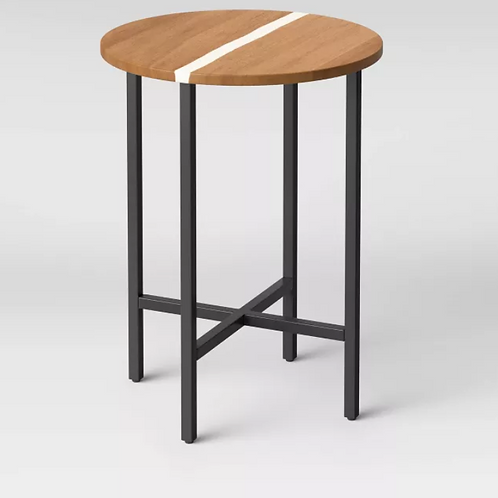 Nyman Resin Accent Table