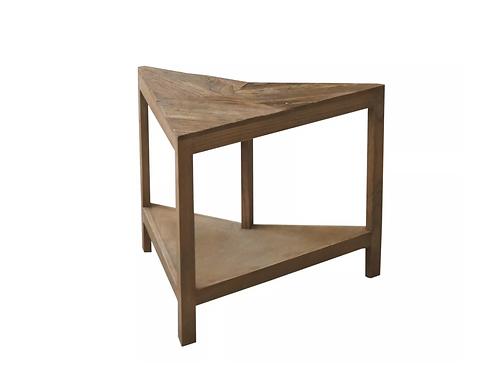 "18"" Burnham Home Designs James Corner Table Natural Elm - Boraam"