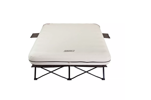 Coleman Inflatable Air Mattress with Battery Operated Pump - Queen Size