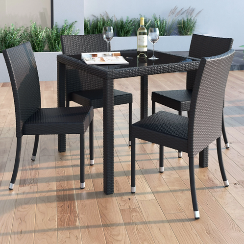 Abbingt Outdoor Dining Table (Table only)