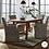 Thumbnail: Upholstered Slipcover Dining Chair Cream