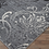 Thumbnail: Verrill - Gray/Black - Medium Rug 5x7