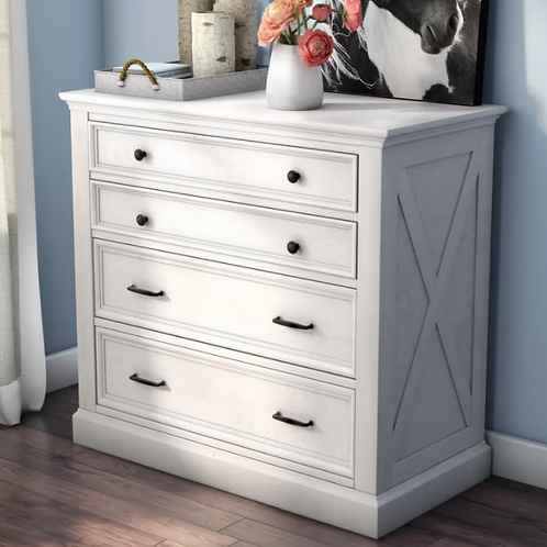 Moravia 4 Drawer Dresser