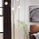 Thumbnail: Taliya - Champagne/White - Metal Arc Lamp