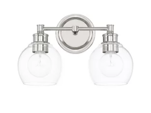 Evan 2-Light Vanity Light
