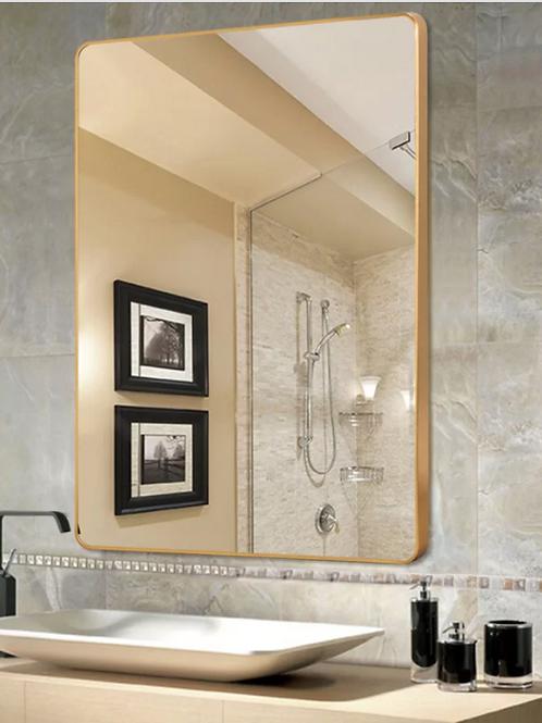 Chaz Modern & Contemporary Bathroom / Vanity Mirror