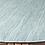 "Thumbnail: Round 6'7"" Ephraim Aqua Area Rug"