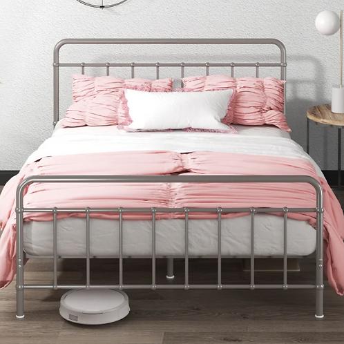 Cusack Metal Platform Bed - Queen