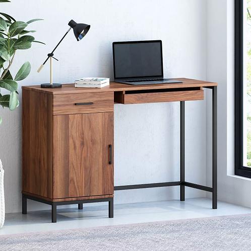 Gallaudet Contemporary Computer Desk Walnut