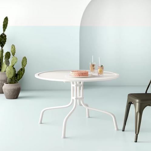 Morrison Steel Dining Table
