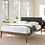 Thumbnail: (See note) Leyton Mid - Century Modern Fabric Platform Bed - King