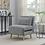 "Thumbnail: Tannis Twin 32"" Wide Pillow Back Futon Chair"