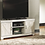 Thumbnail: Bellaby - Whitewash - LG TV Stand w/Fireplace Option (order only)