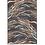 Thumbnail: Jochebed - Blue/Brown - Medium Rug 5 X 8