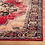 "Thumbnail: 2'2"" x 4' Fitzpatrick Oriental Red/Multi Area Rug"
