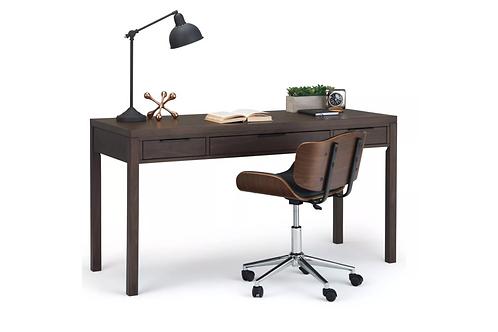Fabian Desk Walnut Brown