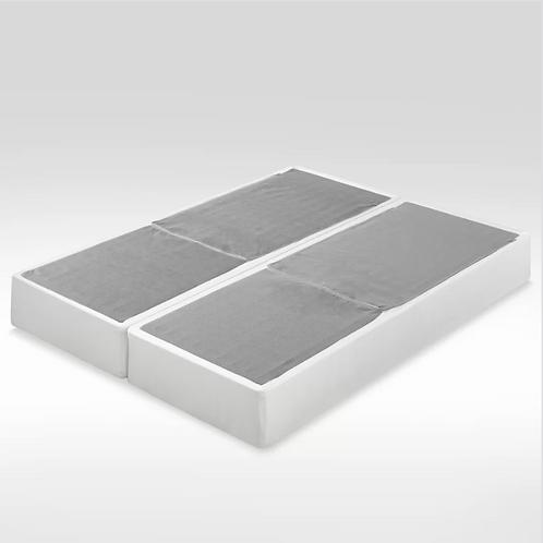 "Rodrigues Standard Profile 9"" Folding Metal Box Spring- Split King"