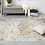 """Thumbnail: 5'3"""" x 7'7"""" Gunderson Distressed Blue/Yellow Indoor/ Outdoor Area Rug"""