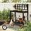 Thumbnail: Blackened Wood Patio Potting Bench