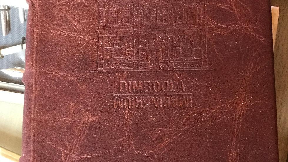 Blank Full-leather Bound Journal -Dark Brown