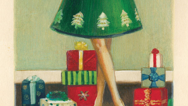 Christmas Style Greeting Card