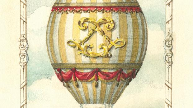 Long Balloon Greeting Card