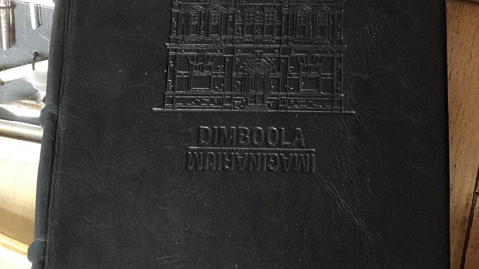 Blank Full-leather Bound Journal - Black