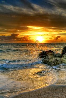 HDR sunrise 2