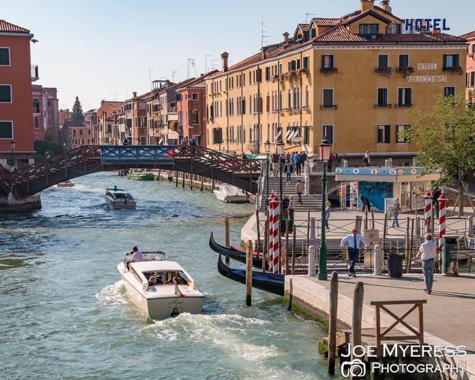 Day 5 & 6- Around the Alps Tour 2016- Venice