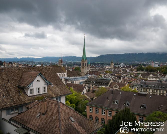 Day 1- Around the Alps Tour 2016- Munich