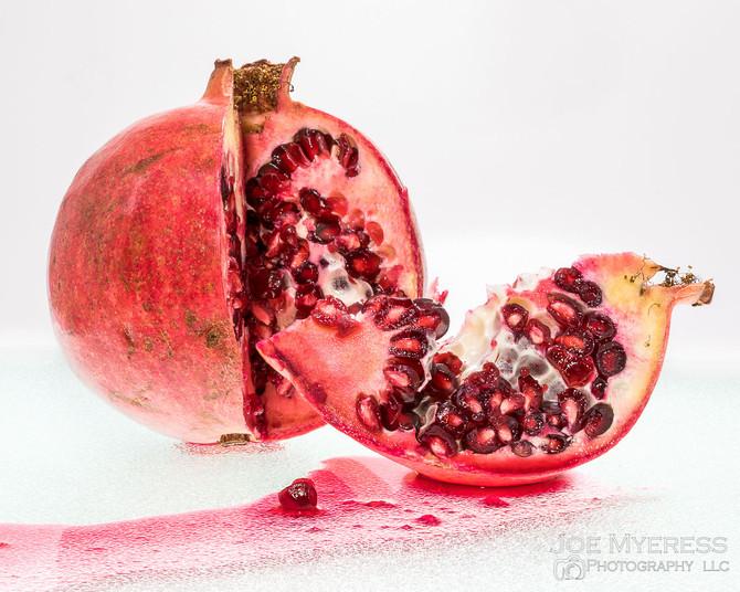 Images of Pomegranates