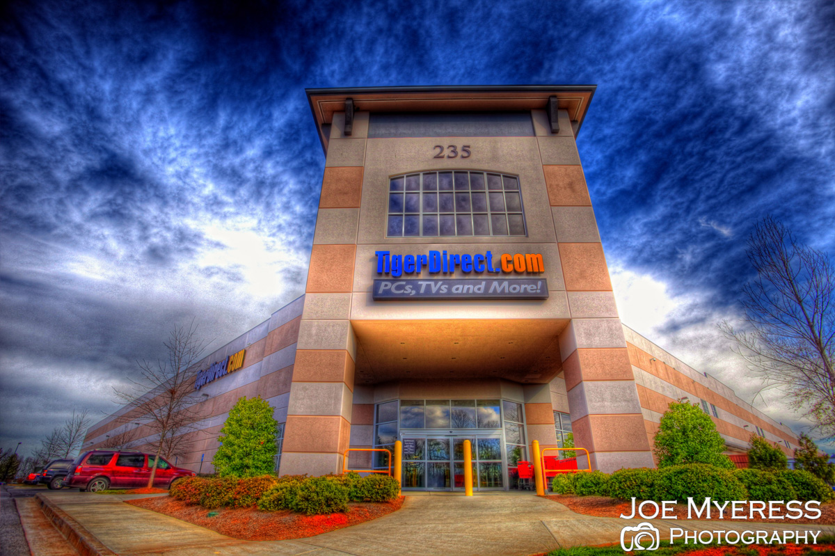 HDR TigerDirect