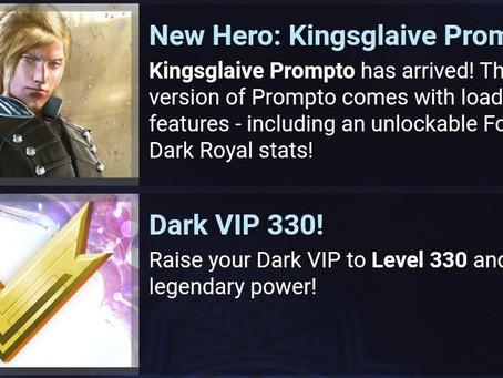 Kingsglaive Prompto - VIP 330