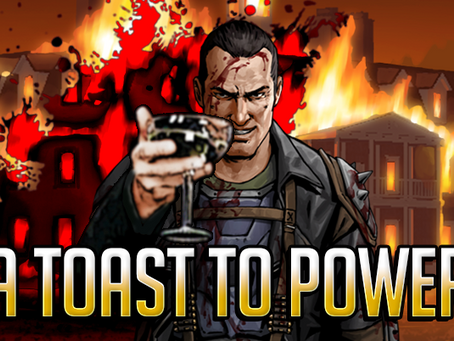 A Toast to Power