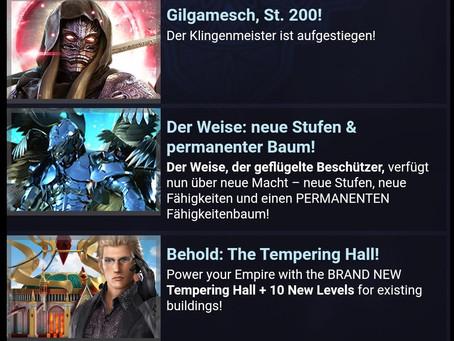 Gilgamesh 200 - Der Weise 100 - Die Halle der Härtung