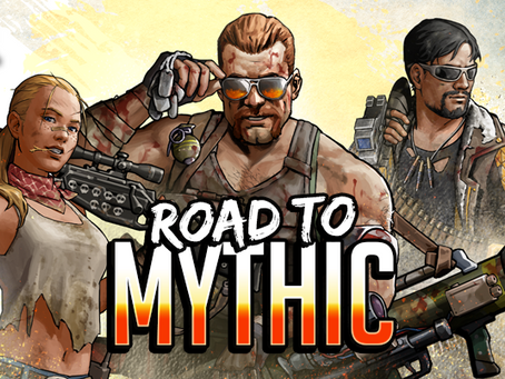 Road to Mythic