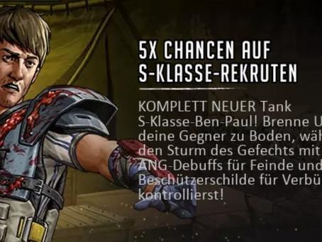 S-Class Ben Paul
